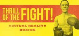 战斗的快感—拳击VR(The Thrill of the Fight – VR Boxing)