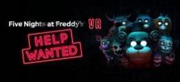 弗雷德的五个夜晚-含DLC(FIVE NIGHTS AT FREDDY'S VR: HELP WANTED)