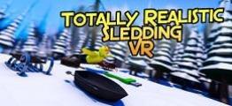 逼真的雪橇(Totally Realistic Sledding VR)
