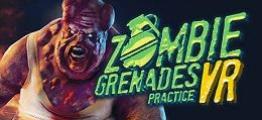 僵尸手雷的战役(Zombie Grenades Practice)