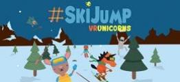 跳板(#SkiJump)