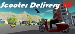 摩托骑手(Scooter Delivery VR)