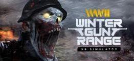 二战冬季射击场VR模拟器(World War 2 Winter Gun Range VR Simulator)