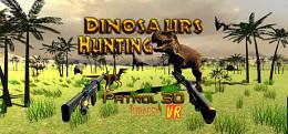 恐龙狩猎巡逻3D侏罗纪VR(Dinosaur Hunting Patrol 3D Jurassic VR)